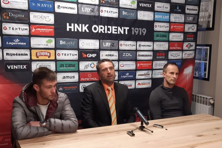 Nino Mohorovičić, Marinko Koljanin i Fausto Budicin/I. VOLARIĆ