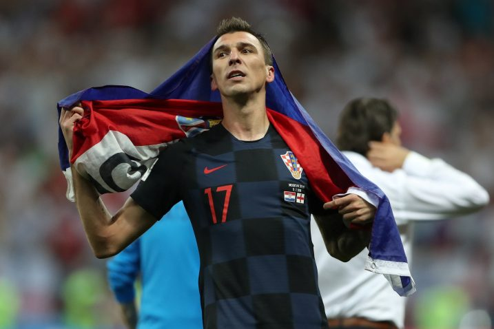 Mario Mandžukić/Foto REUTERS