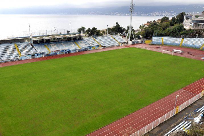 Stadion na Kantridi sve ćešće je mjesto odigravanja zanimljivih nogometnih utakmica/Foto Arhiva NL