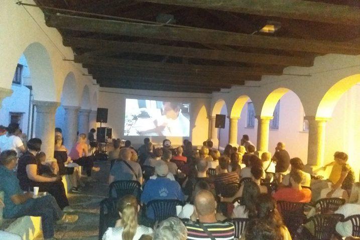 Gledatelji na promociji filma Samo veslaj / Foto Kristian SIROTICH