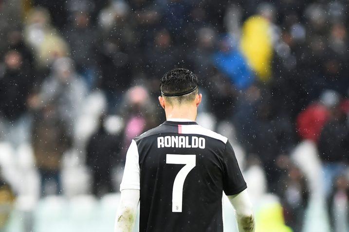 Cristiano Ronaldo/Foto REUTERS