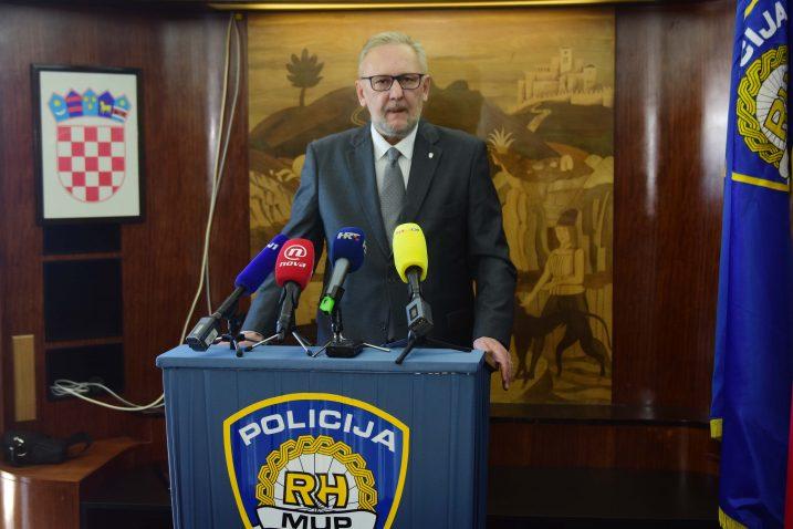 Davor Božinović / Foto: M. ANIČIĆ