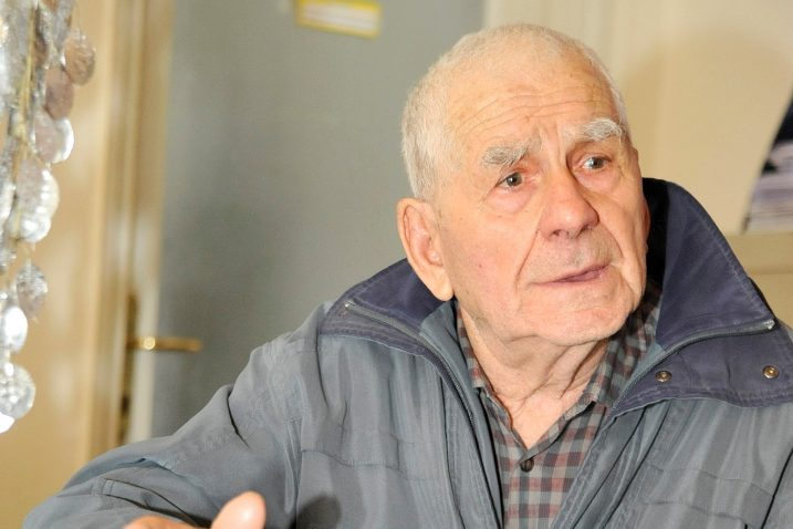 Branko Lončarić / Snimio Sergej DRECHSLER