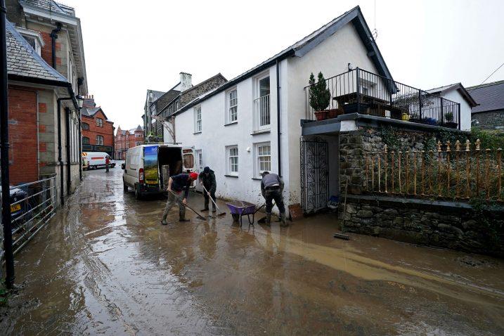 Sjeverni Wales / Reuters