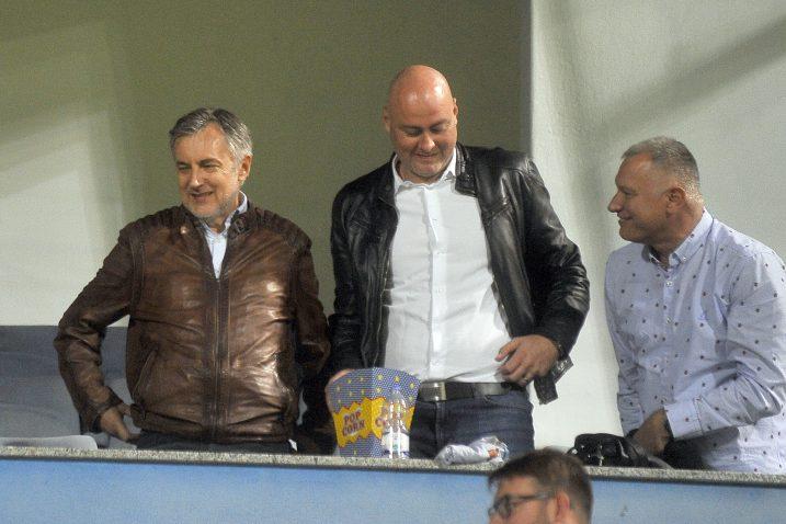 Miroslav Škoro, Josip Netretić i Hrvoje Burić/Foto R. BRMALJ