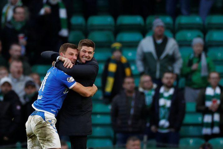 Borna Barišić i Steven Gerrard/Foto REUTERS