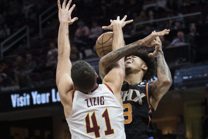 Ante Žižić (Cleveland)/Foto REUTERS