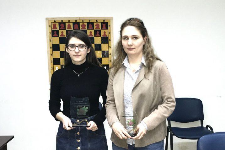 Ivana Hrešćak i Elena Tomilova