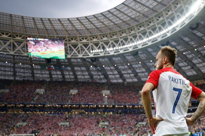 Ivan Rakitić / Foto: REUTERS