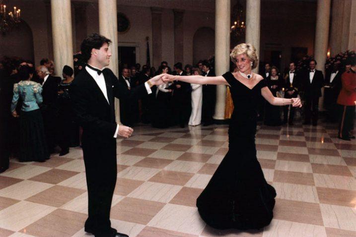 FOTO/Princeza Diana i John Travolta, Wikipedia