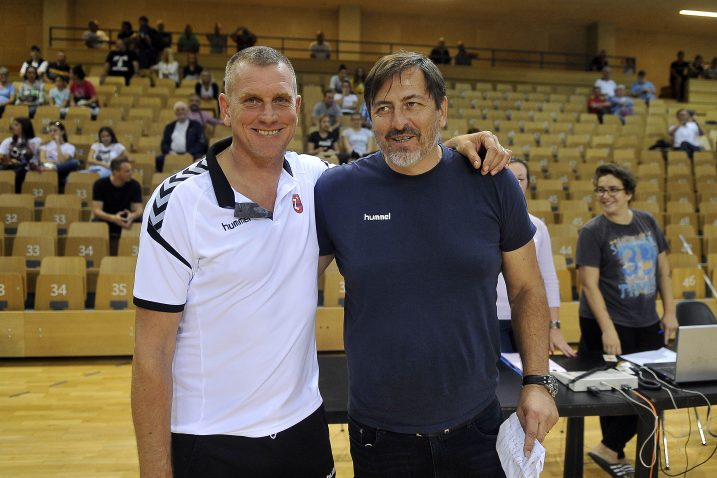 Valter Matošević i Vlado Šola/R. BRMALJ
