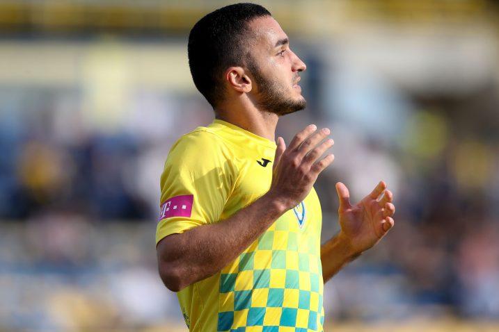 Serder Serderov zabio je tri gola za Zaprešićane/Foto PIXSELL