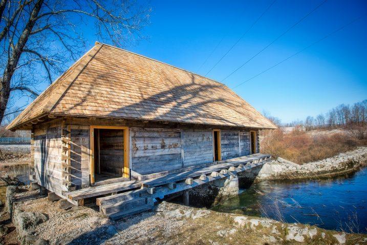 Projekt za obnovu mlinice izrađen je 2009. godine / Foto Nick MRAOVIĆ