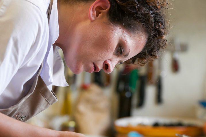 Ja ću za sve pripremiti Čudesnu maneštru koja je kao izbor jela upravo nastala iz inspiracije našeg grada koji je jedna »Maneštra raznih kultura« - Srđana Jevtić / Foto M. Paljuh