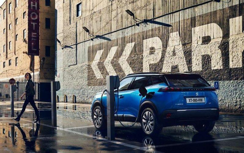 foto: Peugeot, crossover