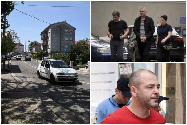 Foto Vladmiri Mrvoš, Roni Brmalj, Ivica Tomić