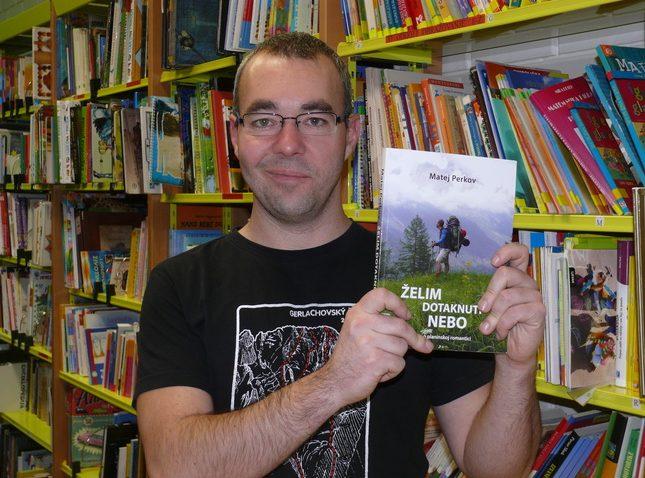 Ekspedicionist i putopisac Matej Perkov predstavit će knjigu »Želim dotaknuti nebo« 7. studenoga