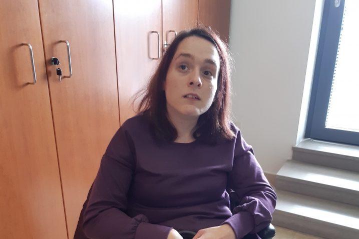 Barbara Vardić / Foto Slavica Kleva