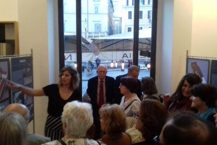 Izložba je privukla brojne posjetitelje / Foto LFR Facebook