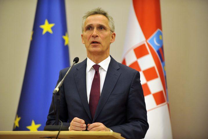 Jens Stoltenberg / D. KOVAČEVIĆ