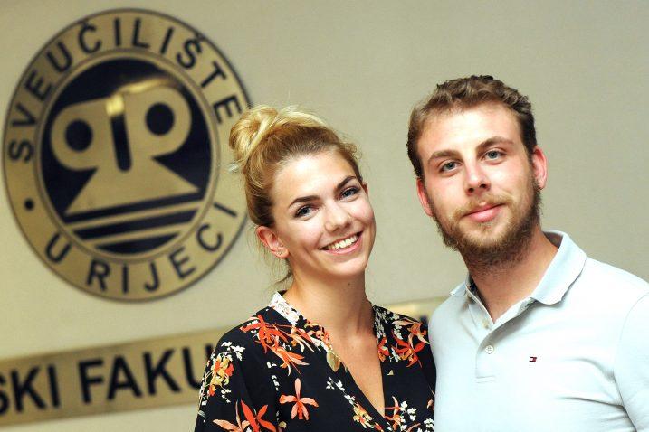 Paola Tijan i Silvestar Mežnarić / Foto Marko Gracin