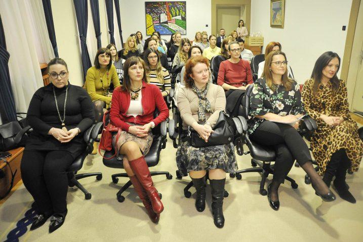U RH svaku petu tvrtku vodi žena, dok je u Europi svaka treća tvrtka pod vodstvom žene /  Snimio Sergej DRECHSLER