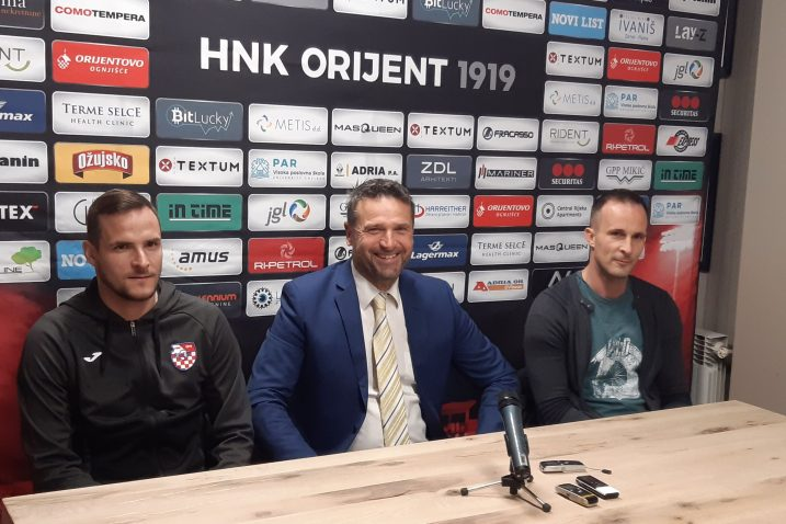Mario Tadejević, Marinko Koljanin i Fausto Budicin/I. VOLARIĆ