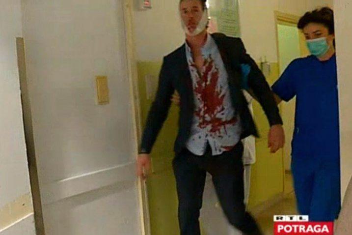 Pijani Šveđanin se otimao i pod svaku cijenu odlučio napustiti bolnicu  / Screenshot RTL Potraga