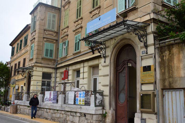 U prizemlju Doma Liburnija otvorit će se centar »Andrija Mohorovičić« / Snimio Marin ANIČIĆ