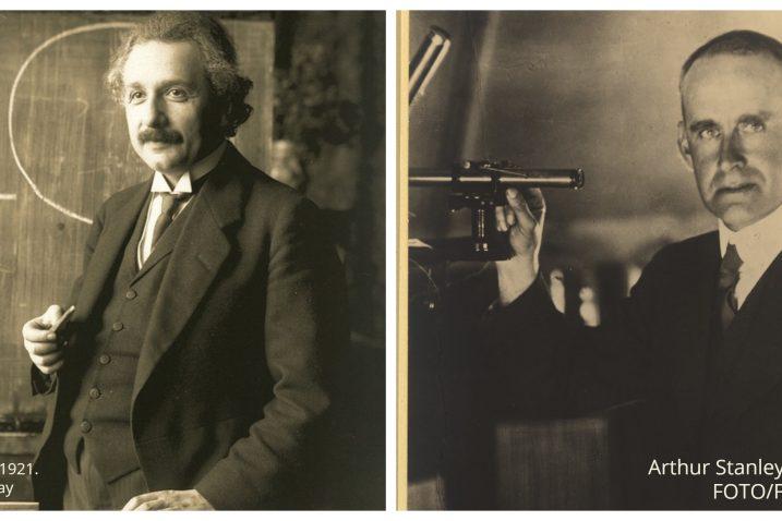 FOTO/Einstein i Eddington, FOTO/Pixabay & Flickr