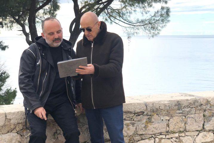 Tony Cetinski i turski glazbenik i voditelj Fuat Güner / Foto DENIS DUJAK