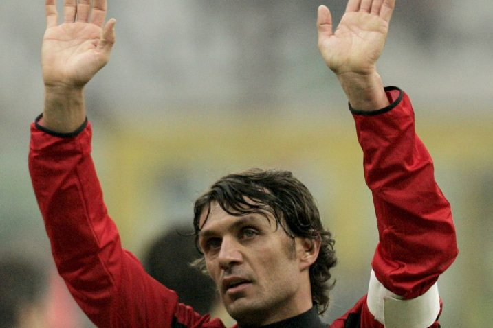 Paolo Maldini igrao je za Milan, a trenutno je tehnički direktor kluba/Foto REUTERS