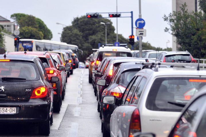 Promet jedan od glavnih uzročnika zagađenja bukom / Foto Arhiva NL