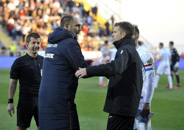 Igor Tudor i Simon Rožman/V. KARUZA
