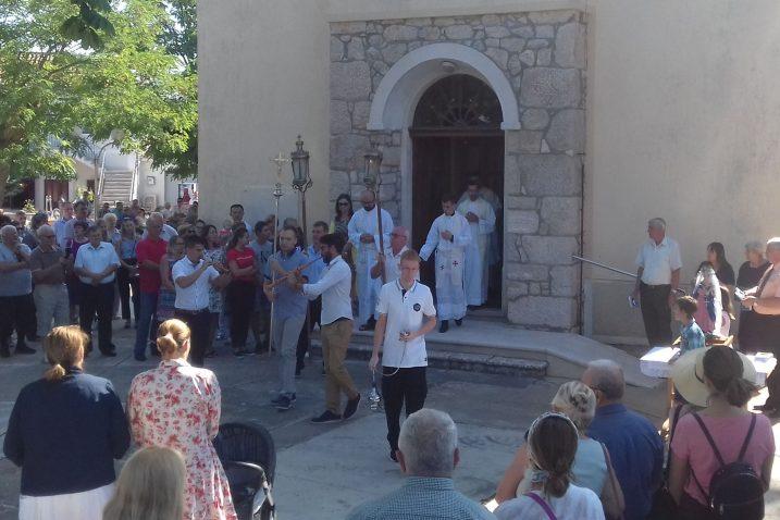 Svečana misa održana je u župnoj crkvi Uznesenja Blažene Djevice Marije