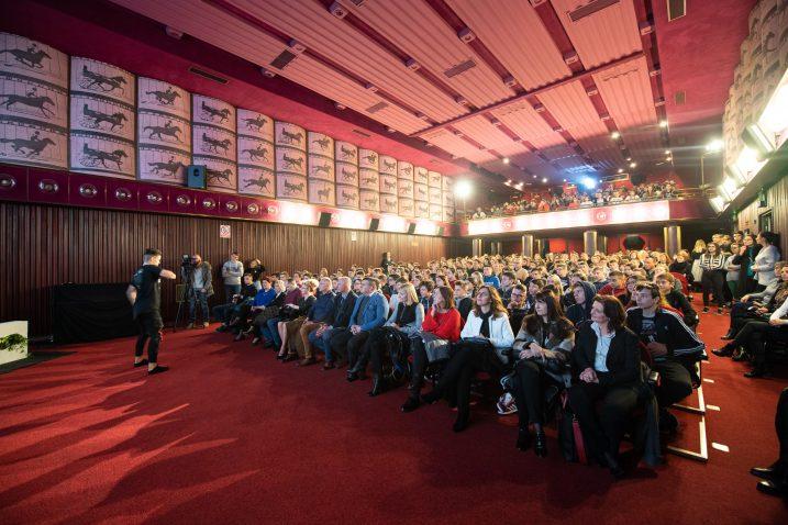 Lani se promociji obrtništva u Art kinu Croatia odazvali učenici 17 osnovnih škola PGŽ-a