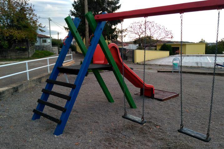 Igralište u Marčeljima