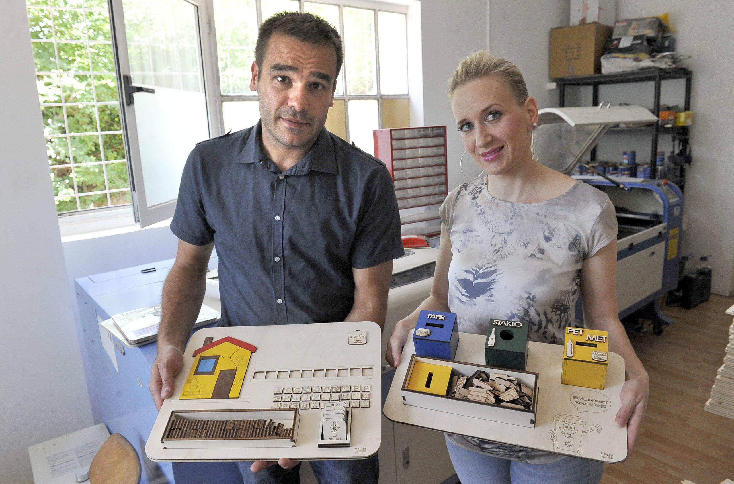 Vjeruju u svoj san i uspjeli su ga ostvariti - Iva i Ivor / Foto R. Brmalj