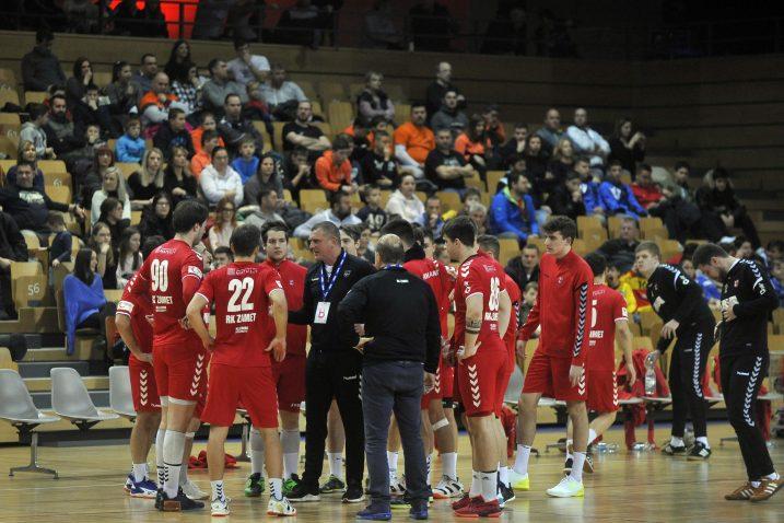 Rukometaši Zameta ostvarili su protiv Dubrovnika važnu pobjedu/Foto D ŠKOMRLJ