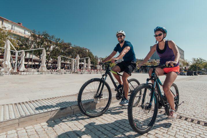 Biciklisti mogu birati sportsku i obiteljsku rutu