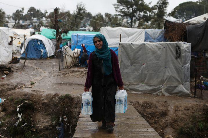 Izbjeglice u Grčkoj / Reuters