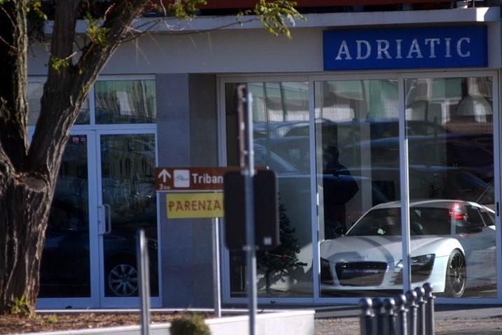 Sjedište PD Auto Marketinga / Foto Glas Istre
