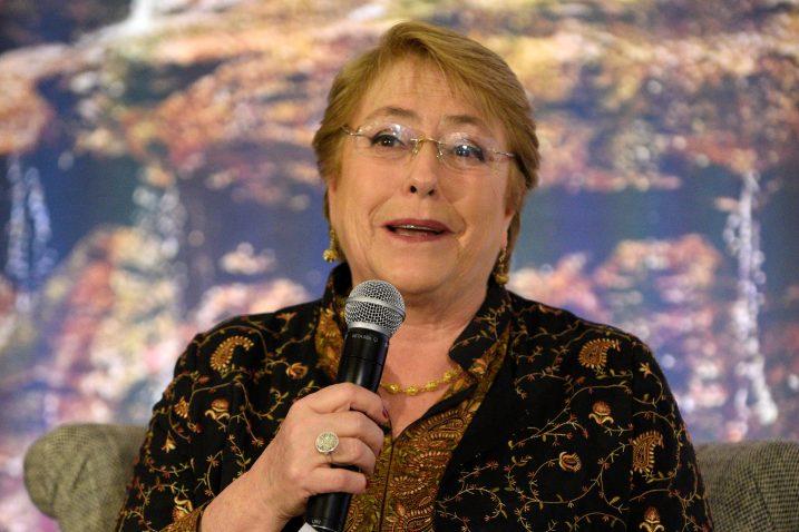 Mjere trebaju biti razmjerne procijenjenoj opasnosti - Michelle Bachelet  / Reuters