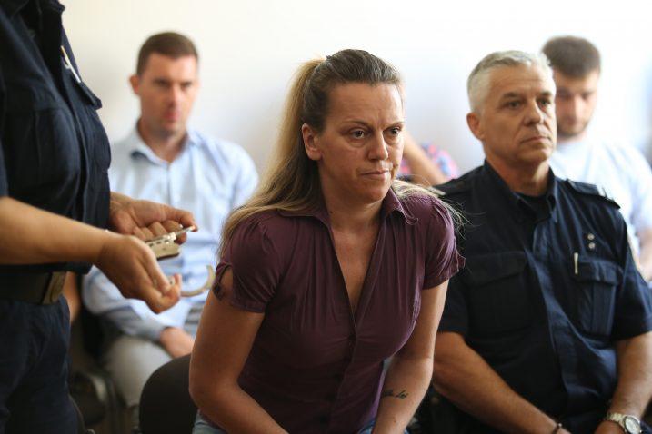 Ivana Teni Gotovac bila je osuđena na deset godina / Foto IVO CAGALJ/PIXSELL