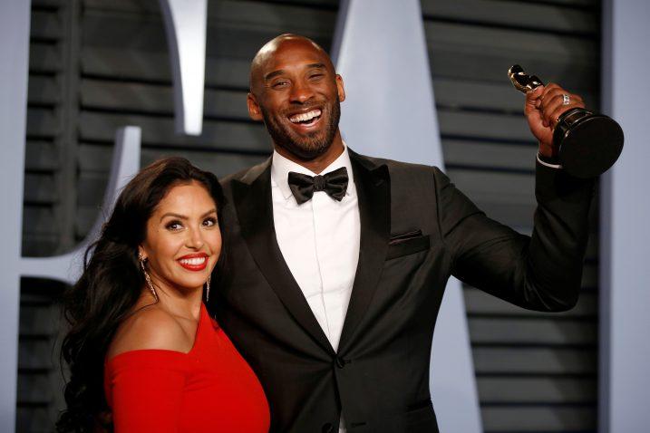 Vanesa i Kobe Bryant na fotografiji iz 2018. godine/Foto REUTERS