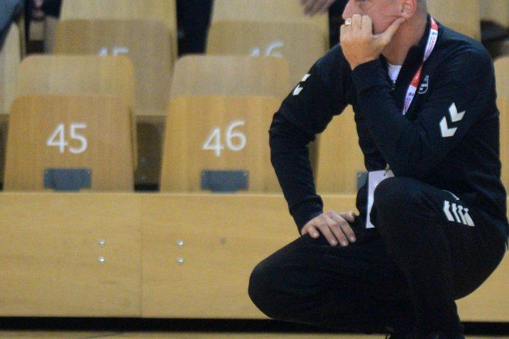 Valter Matošević, trener Zamećana/Foto Arhiva NL