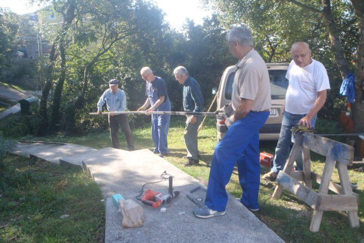 Neumorni umirovljenici u radnoj akciji