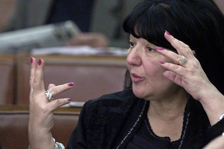 Mirjana Marković / Foto: REUTERS