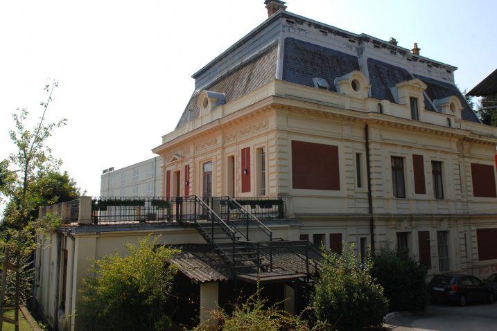 Opatijska Villa Antonio / NL arhiva