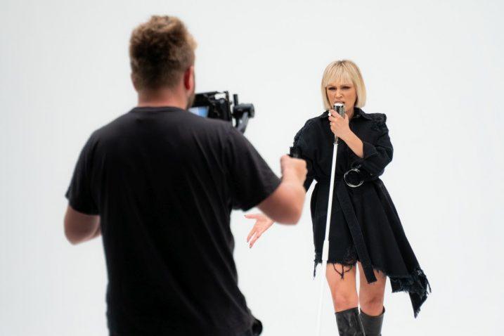 Vanna je jučer predstavila novi spot / Foto Dario LEPOGLAVEC
